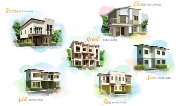 opening soon 6 new lancaster house models - House Models Pictures